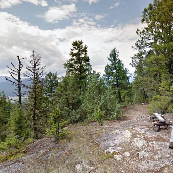 Redstreak Campground, omgeving van de camping