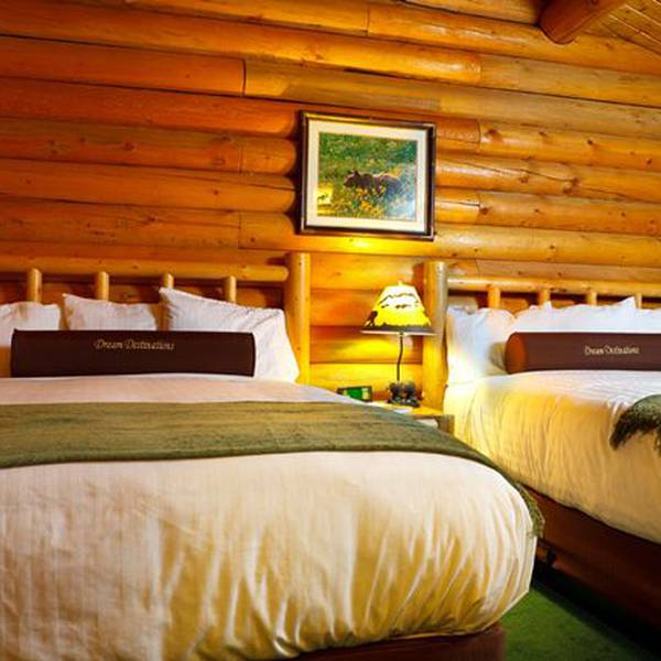 Togwotee Mountain Lodge - slaapkamer