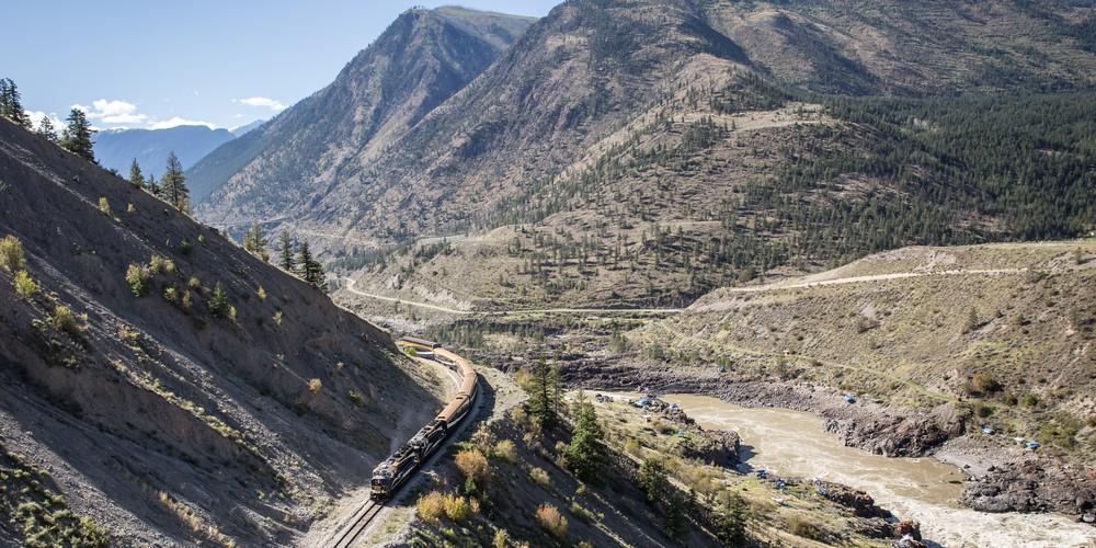 Fraser Bridge - Treinreizen - Rocky Mountaineer - Canada - Doets Reizen