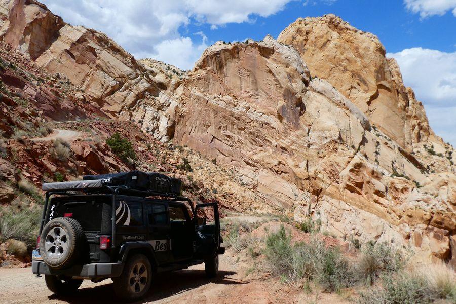 Best Time RV - Jeep Explorer - Camper Huren Amerika - Camper Huren Canada - Doets Reizen