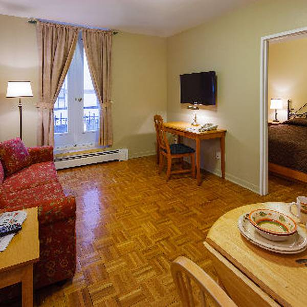 Le Roberval Apartments - interior