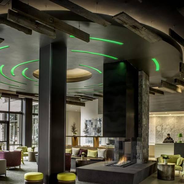 Limelight Lodge Ketchum - lobby