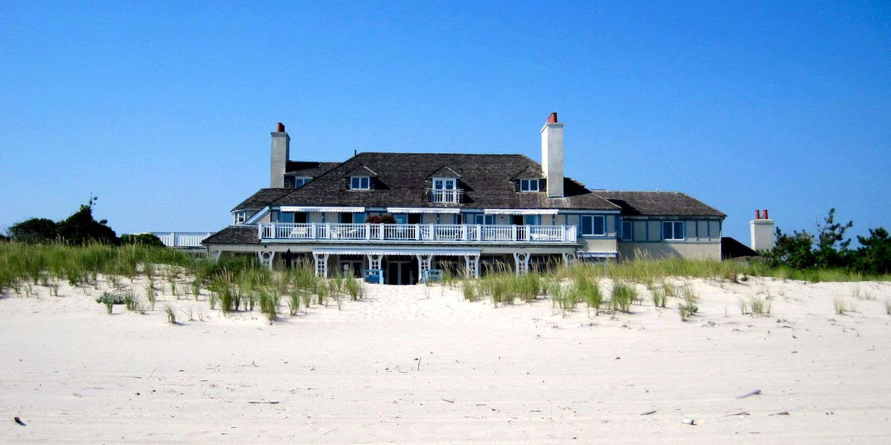 The Hamptons - New York State - Amerika - Doets Reizen