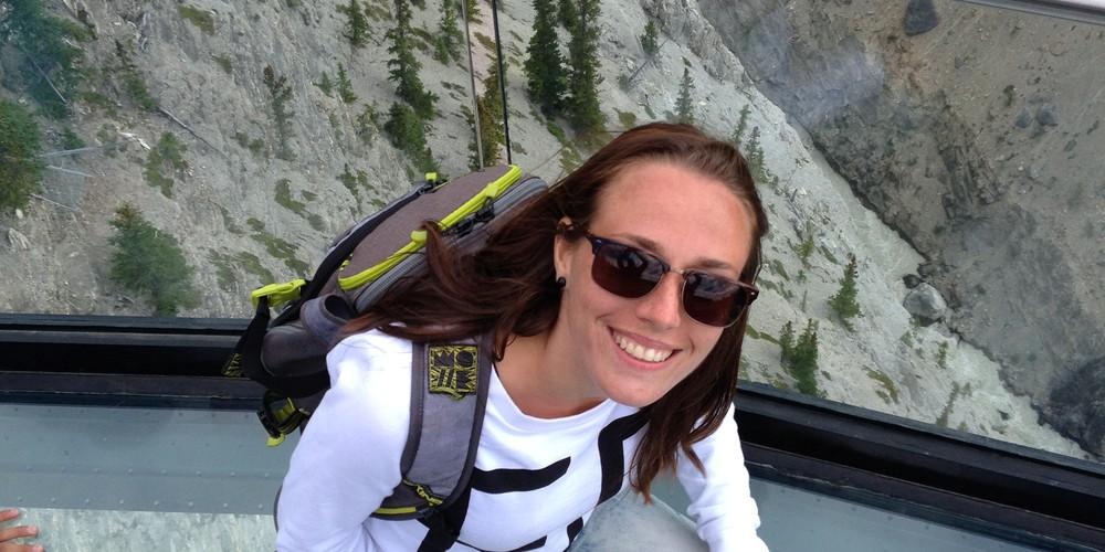 Glacier Skywalk - Icefields Parkway - Alberta - Canada - Doets Reizen