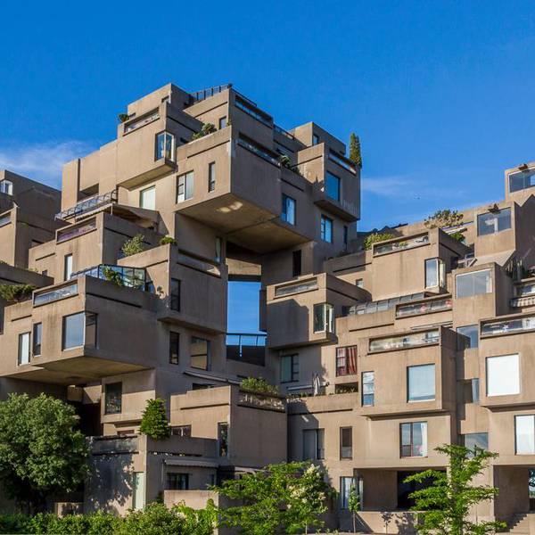 Habitat 67 - Montreal - Quebec - Canada - Doets Reizen