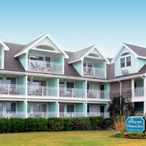 The Ocracoke Harbor Inn - exterior