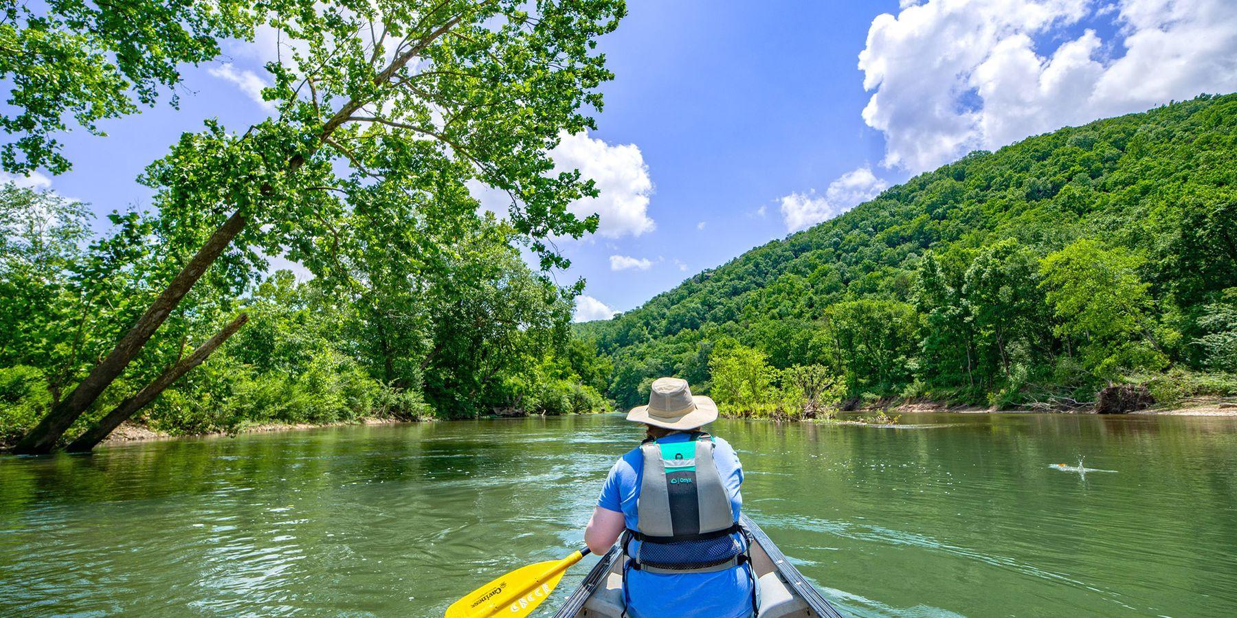 Caddo River - Arkansas - Doets Reizen