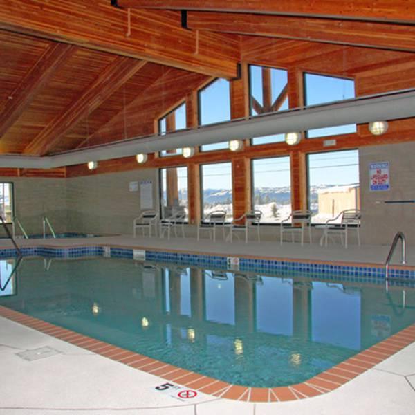 Bw McCall Lodge - zwembad