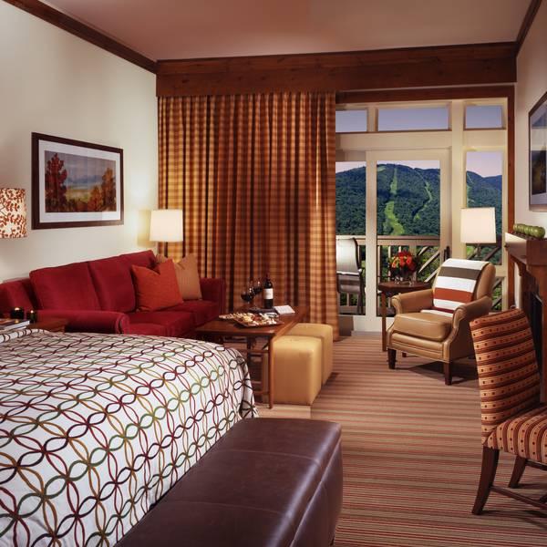 Stowe Mountain Lodge - room