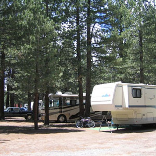 Mammoth Mountain RV Park - camping1