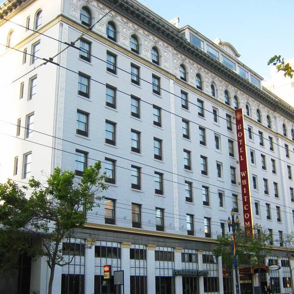 Hotel Whitcomb - Exterior