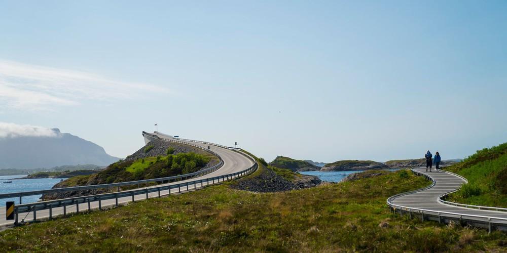 The Atlantic Road - Noorwegen - Vakantie Noorwegen - Doets Reizen - Fotocredits Visit Norway