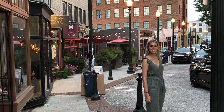 Asheville - North Carolina - Amerika - Doets Reizen
