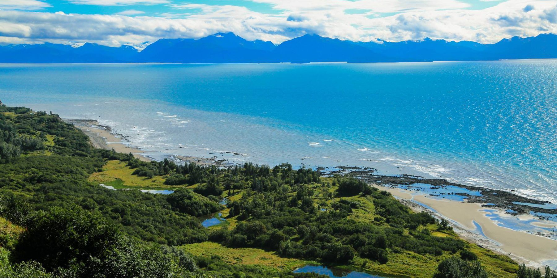 Kenai Peninsula - Homer - Alaska - Doets Reizen