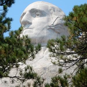 Bezoek aan Mount  Rushmore en Custer State park - Dag 8 - Foto