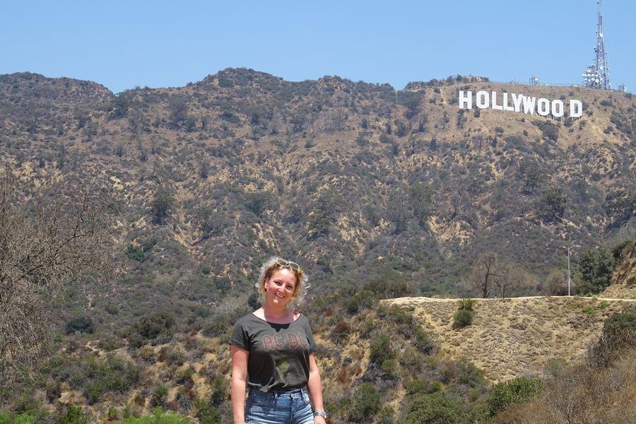 Hollywood - California - Amerika - Doets Reizen