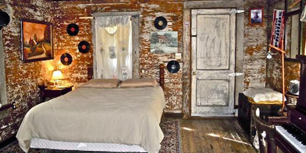 Shack Up - Hotel - Clarksdale - Mississippi - Amerika - Doets Reizen