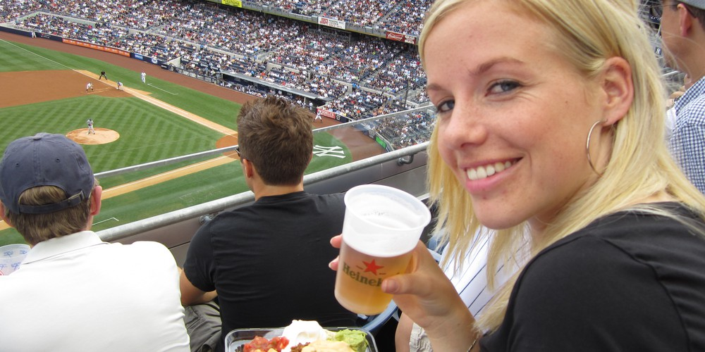 New York Yankees - Doets Reizen
