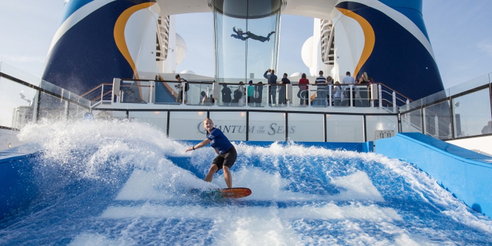 Quantum of the Seas - Cruise Royal Caribbean - Cruisevakantie - Doets Reizen