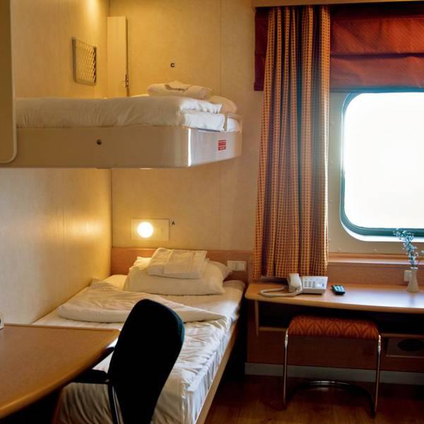 Marine Atlantic Ferries - Cabin3