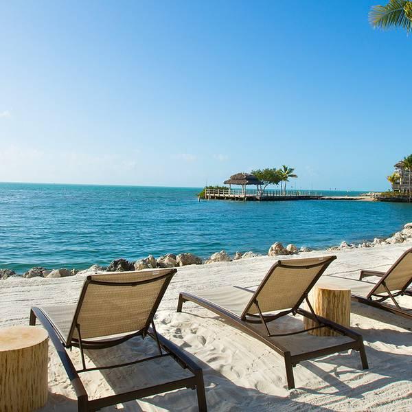 Pelican Cove Resort - uitzicht