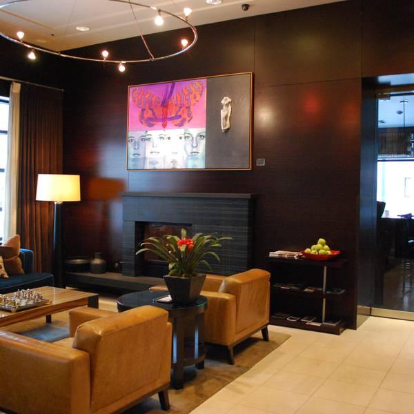 Hotel Lucia - lobby 2