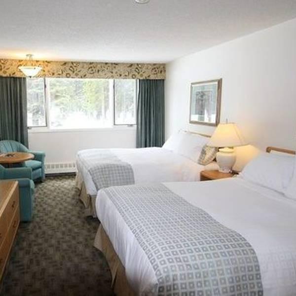 Mountaineer Lodge Lake Louise - kamer