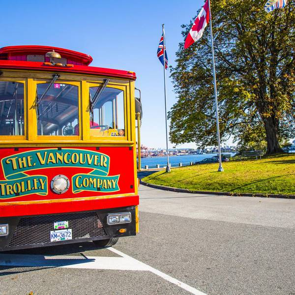 Hop-On Hop-Off Vancouver - British Columbia - Canada - Doets Reizen