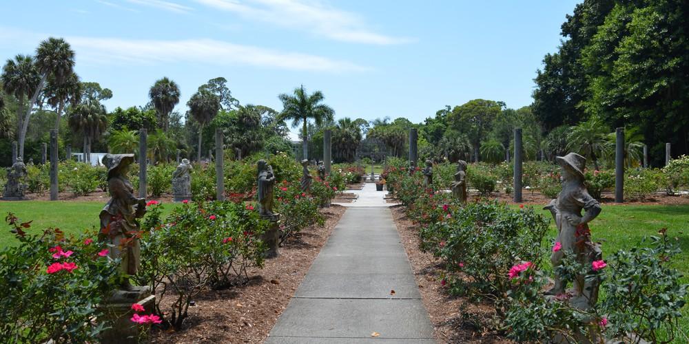 Ringling Museum - Sarasota - Florida - Doets Reizen