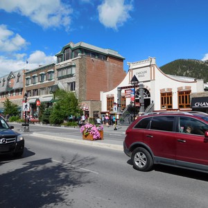 23 juli 2016: Banff - Dag 3 - Foto