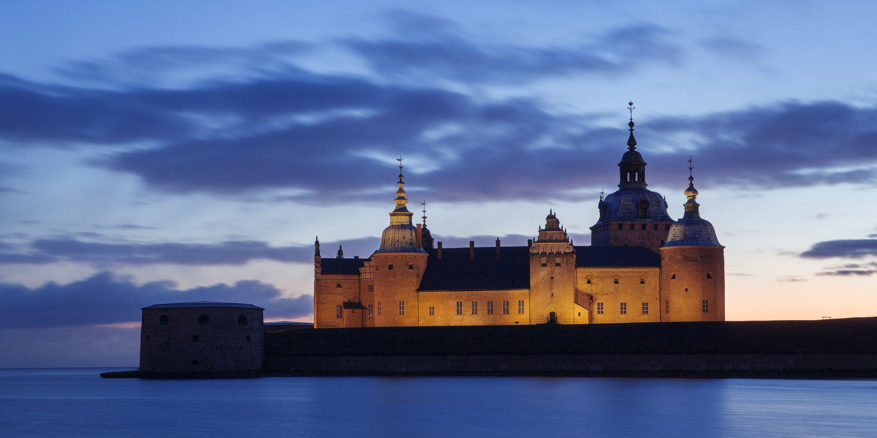 Kalmar Kasteel - Doets Reizen - Vakantie Zweden - Credits Visit Sweden