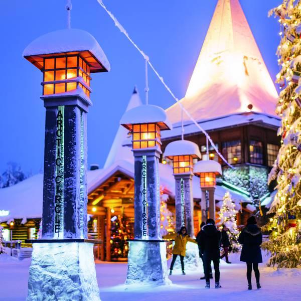 Rovaniemi - Doets Reizen - Vakantie Finland - Credits VisitFinland