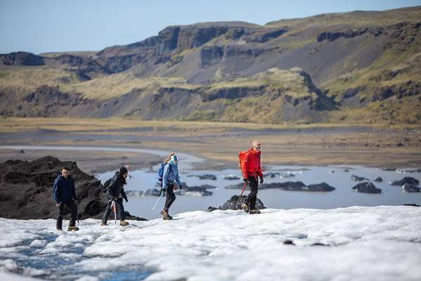 Solheimajökull Glacier Discovery - Vakantie IJsland - Doets Reizen - Credits to Bjorgvin Hilmarsson