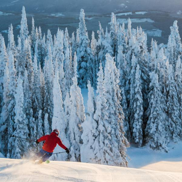 Wintersport - Silver Star - British Columbia - Canada - Doets Reizen