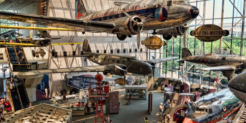 Museum of Flight - Washington D.C. - Doets Reizen