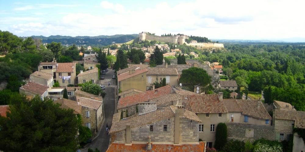 Zicht op Avignon - Avignon - Frankrijk - Reizen Frankrijk - Doets Reizen