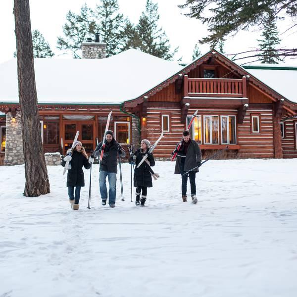 Fairmont Jasper Park Lodge 1