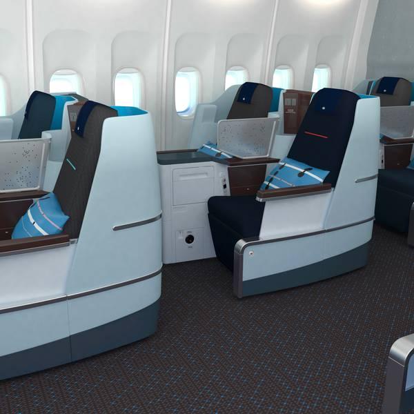 KLM New World Business Class - Doets Reizen