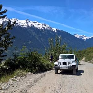 Whistler - Sun Peaks - Dag 13 - Foto