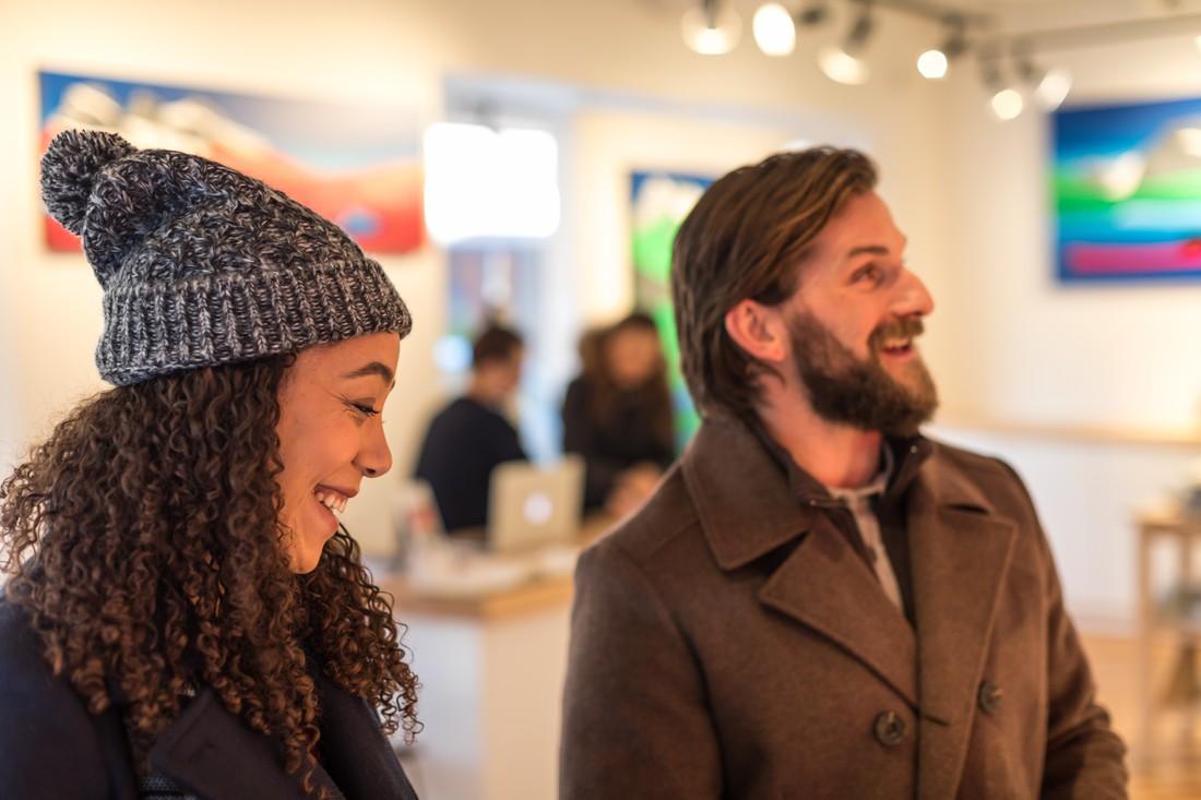 The Carter-Ryan Gallery - Banff - Alberta - Doets Reizen
