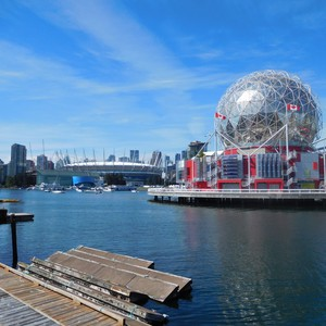 12 augustus 2016: Vancouver - Dag 23 - Foto