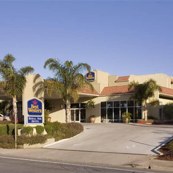 Best Western Royal Oak Hotel - exterior