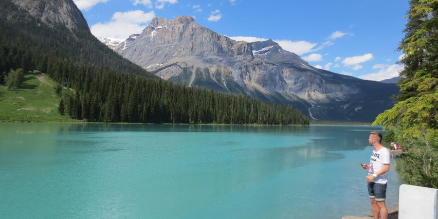 Emerald Lake - Yoho National Park - British Columbia - Canada - Doets Reizen