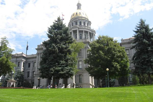 The Capitol - Denver - Colorado - Doets Reizen