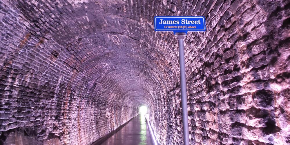 Railway Tunnel - Brockville - Ontario - Canada - Doets Reizen