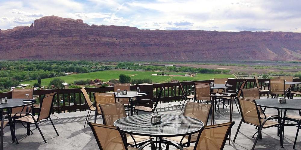 Sunset Grill - Moab - Utah - Doets Reizen