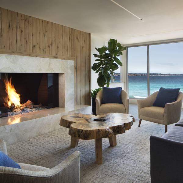 Monterey Tides - lobby