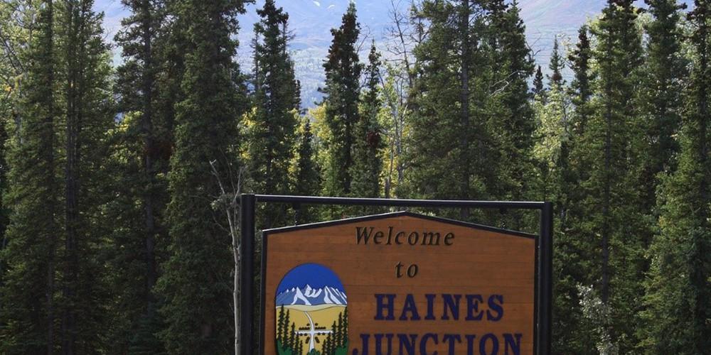 Haines Junction - Yukon - Canada - Doets Reizen