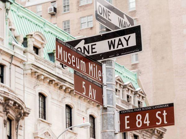 Museum Mile - New York - Doets Reizen