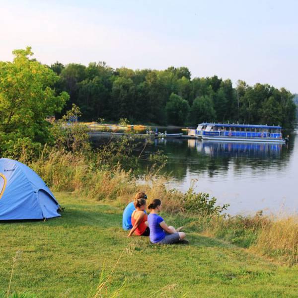 OWL Rafting Resort, campground